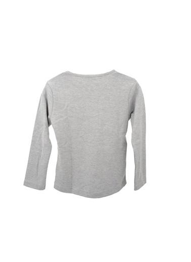 Zeynep Tekstil Sweatshirt Gri
